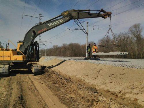 Железнодорожное проектирование и строительство